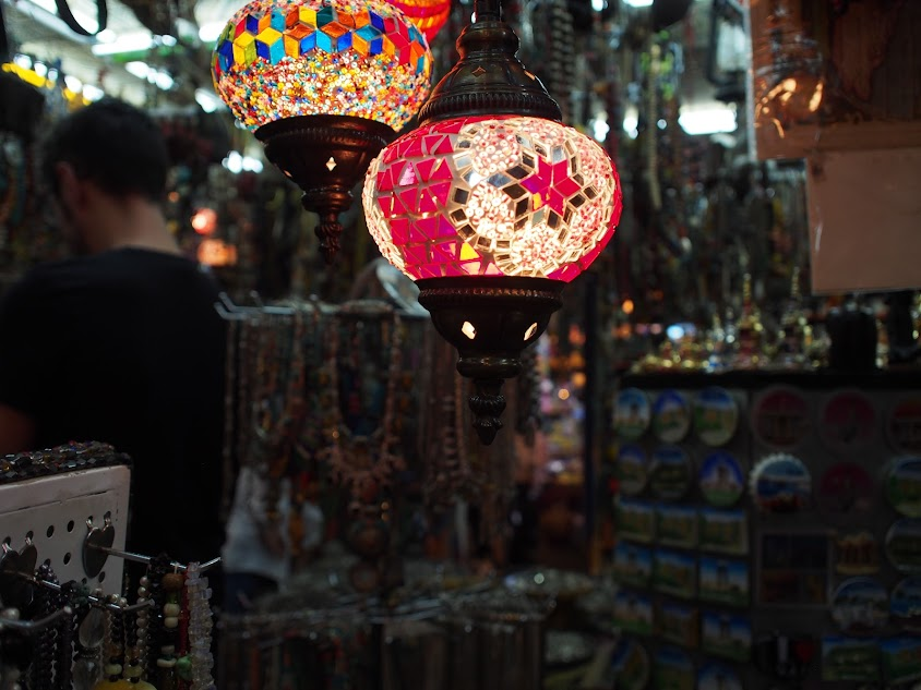 lights oman souq