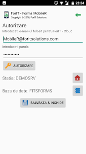 ForIT - Forms MobileR- screenshot thumbnail