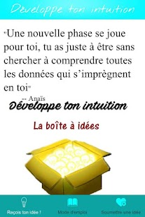 Développeur d'Intuition- screenshot thumbnail