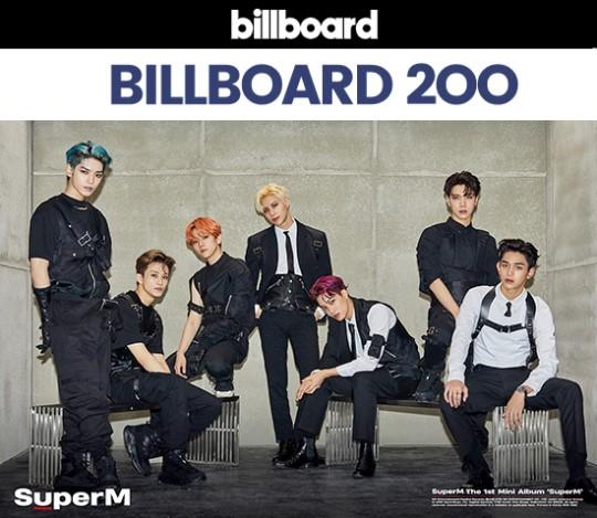 superm billboard 200 1