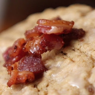 Bacon Breakfast Cookies.