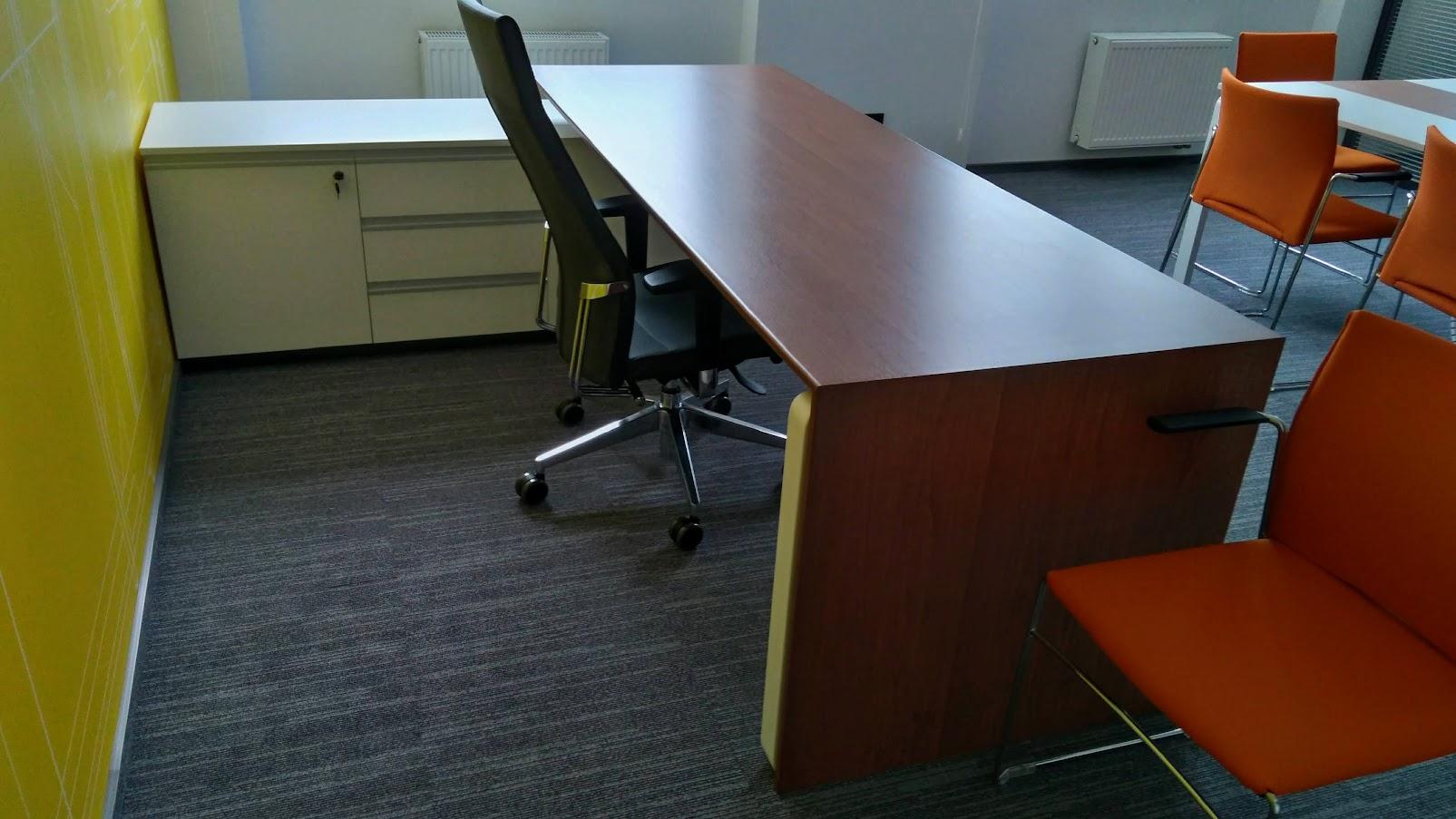 Стол руководителя - Модульная офисная мебель, Металлические каркасы столов, Мебельные опоры ✆ 0679245444