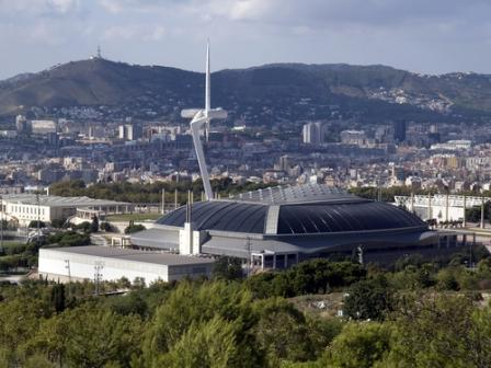 Photo Site olympique de Montjuïc