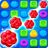 Candy Splash - Line Match 3