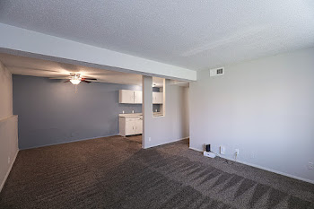 Go to One Bedroom Floorplan page.