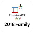 2018 PyeongChang Family – for Participants icon