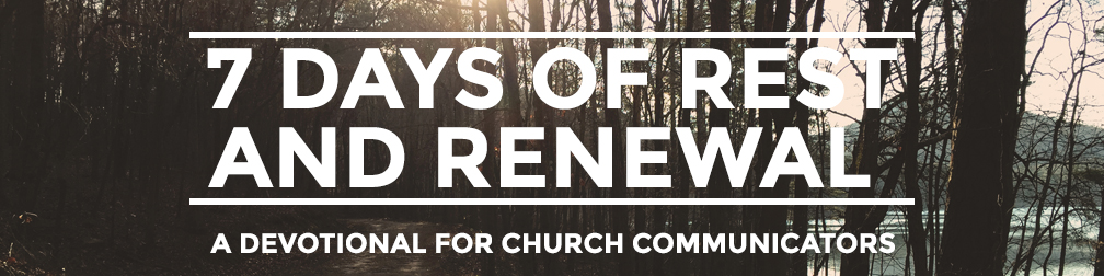 7 Days of Rest and Renewal Devotional