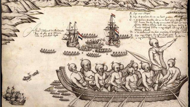 Кораблі Тасмана