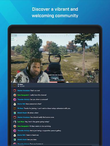 Mixer u2013 Interactive Streaming 3.1.0 screenshots 13