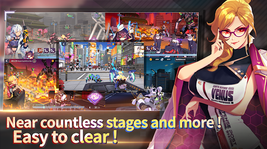 Shelter Zero: IDLE Angel Saga Mod Apk Download For Android and Iphone 5