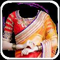 Women Saree Montage icon
