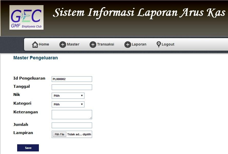 Si1114469935 widuri tampilan form pengeluaran kas ccuart Image collections