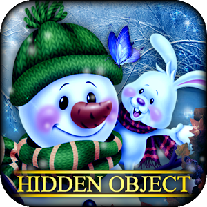 Hidden Object Game - Winter Splendor