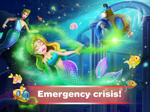 mermaid secrets 33 – mermaid princess crisis screenshot 1