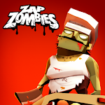 Zap Zombies: Bullet Clicker Icon