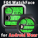 F04 WatchFace for Android Wear icon
