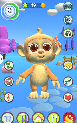 Talking Monkey filehippodl screenshot 12