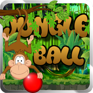 Jungle Ball – play tilt & draw adventure game