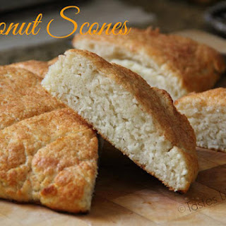 Coconut Scones Recipes