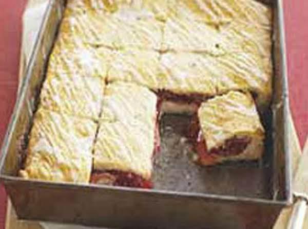 Cherry Danish Dessert Recipe