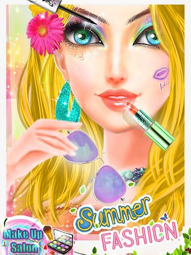 化妝沙龍 - 夏季時裝