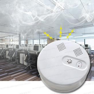 cảm biến báo khói không dây