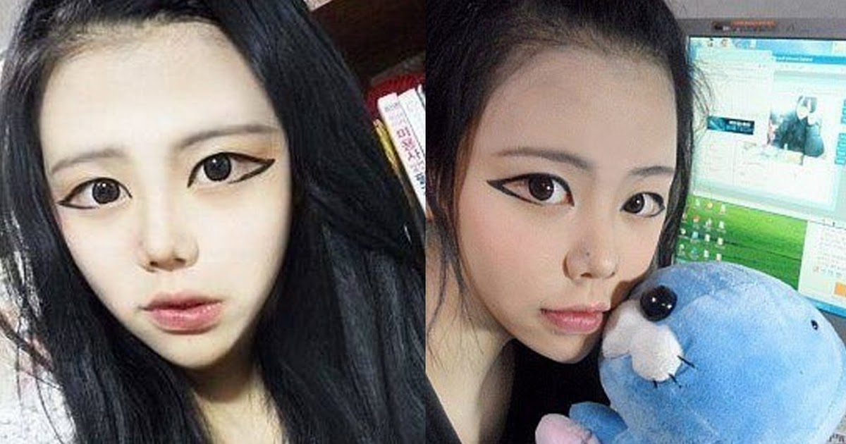 Netizens Argue This Korean Makeup Trend Is Quot Disgusting