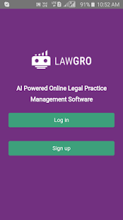 LawGro Law Practice Management- screenshot thumbnail