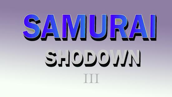 Guide for Samuraï Shodown 3: original classic game - náhled