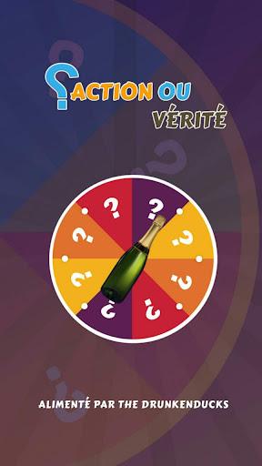 Action Ou Vu00e9ritu00e9 - Jeu de la Bouteille 2.1 screenshots 1