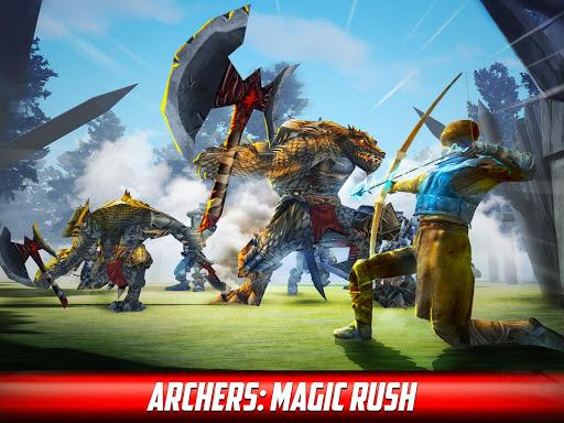 Archers: Magic Rush 1.0 screenshots 1