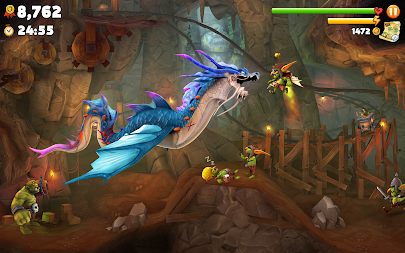 Hungry Dragon™ APK screenshot thumbnail 13