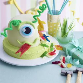 Monster Piñata.