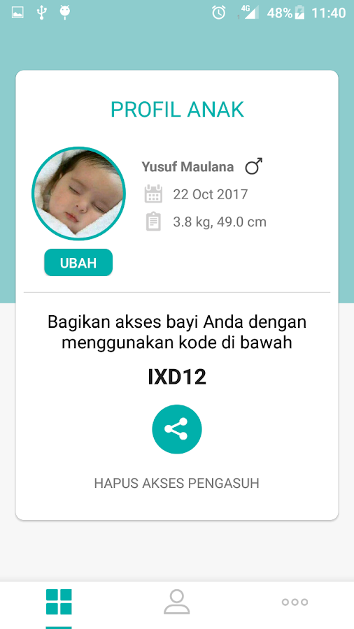 Ayah Bunda Cerdas- screenshot