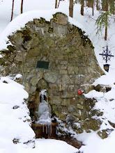 """Photo: Bei normalen Bedingungen ist die Halbzeit erreicht beim """"Wildenauer Brunnen"""" ..."""