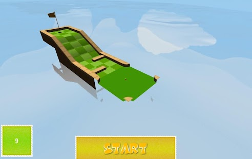 Mini Golf Summer - náhled