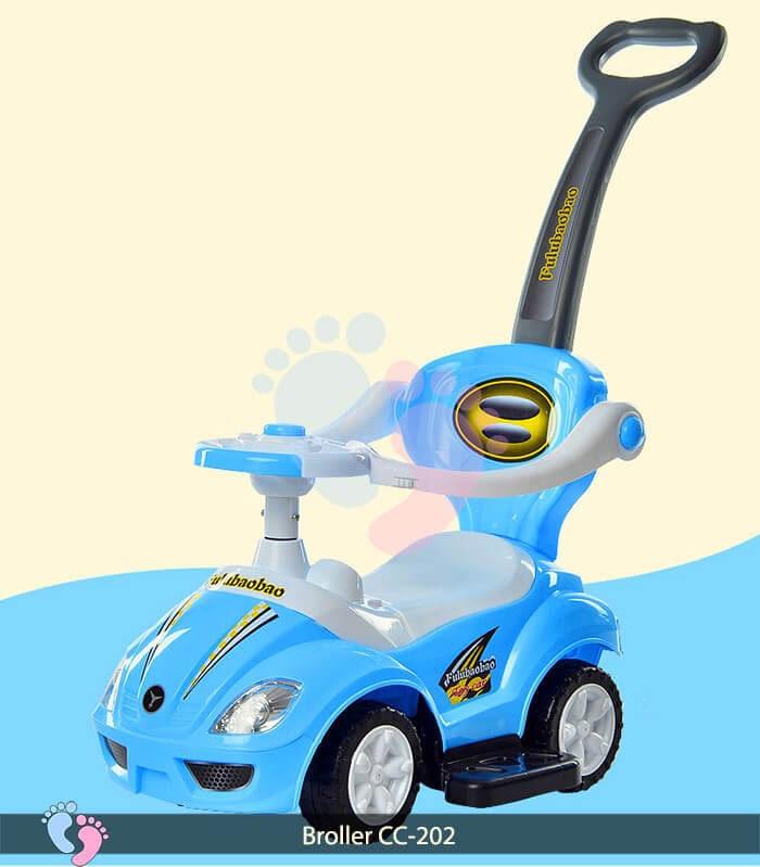Xe chòi chân trẻ em Broller CC 202 5