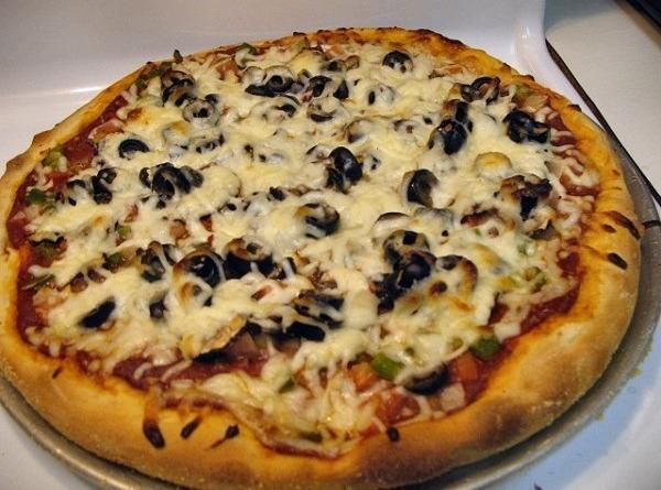 Chicago Style Pizza Recipe