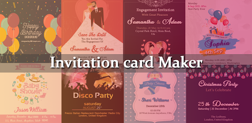 Invitation Maker With Fully Customize Download Apk 1 0
