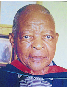John Hlangeni dismissed body pains as part of the ageing process.
