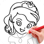 20.  How To Draw Princess