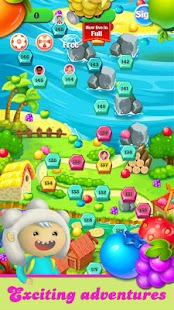 Jelly Fruits Mania- screenshot thumbnail