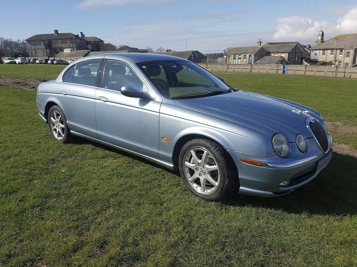 Jaguar S Type Hire Thetford