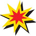 Karneval-Feuerwerk icon