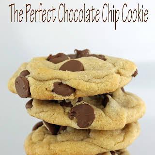 Rachel's Perfect Chocolate Chip Cookies.