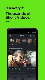 Discovery Plus MOD APK (Free Subscription) 4