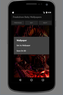 Freakshow Baby Wallpapers - náhled