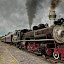Old Train by Marcos Lamas - Transportation Trains (  )
