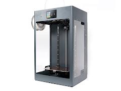 CraftBot Flow Grey XL Single Extruder 3D Printer