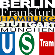 Sbahn Maps Offline Germany